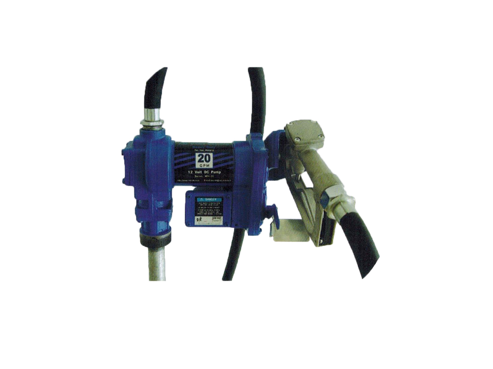 DYB50/75-DC12B Electric Transfer Pump, Explosion Proof