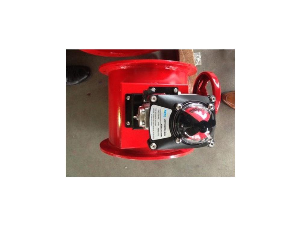 Marine Electrical Fire Damper