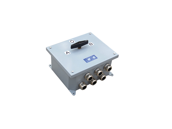 Marine High Current Change-over Switch Box