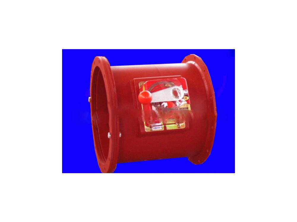 Marine Manual Fire Damper