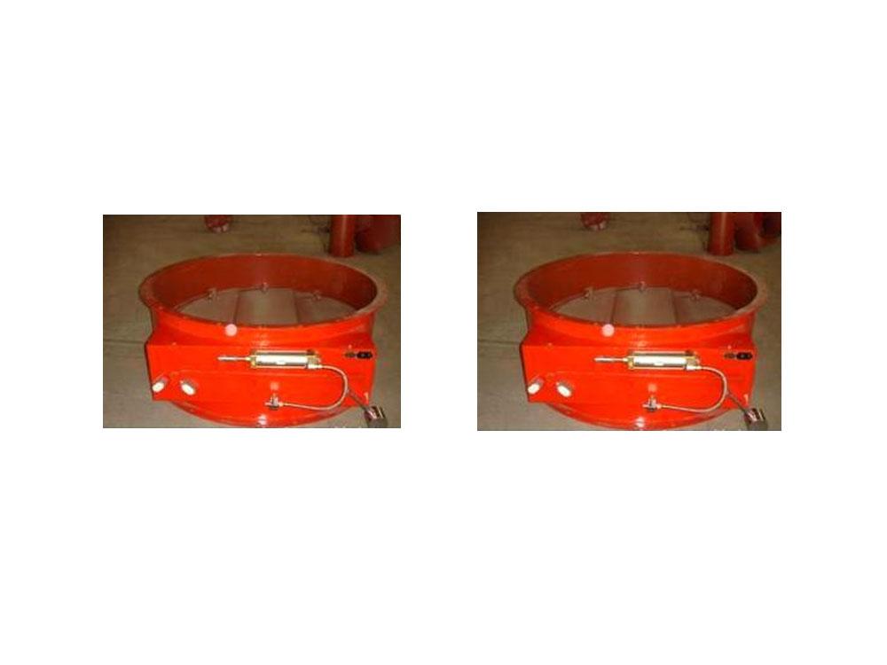 Marine Pneumatic Fire Damper