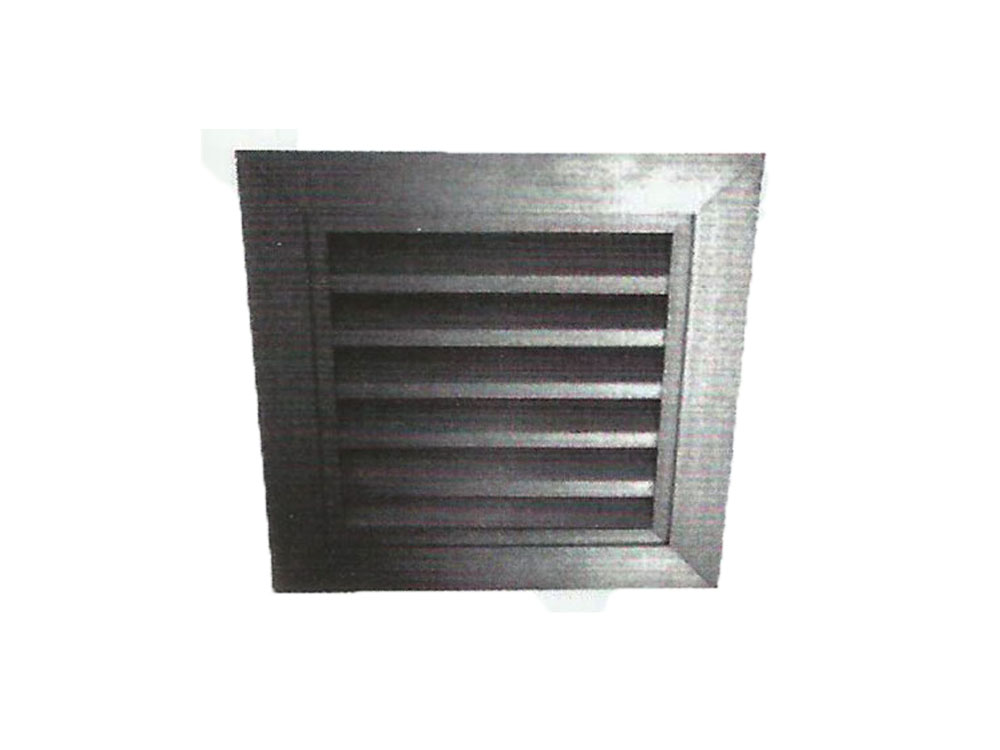 Side Wall Grille Louver