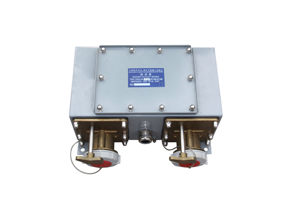 Socket Box for Reefer Container Type A