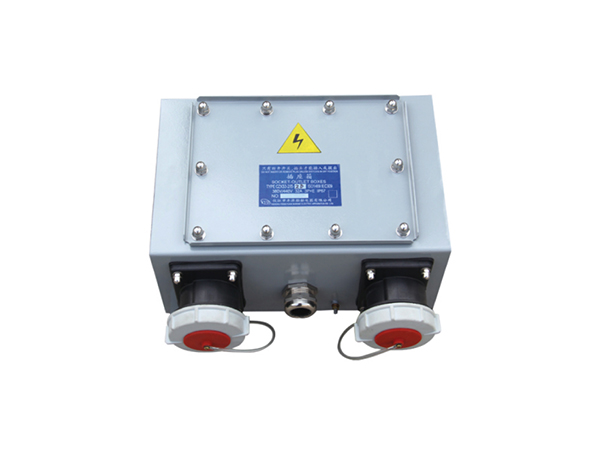 Socket Box for Reefer Container Type B