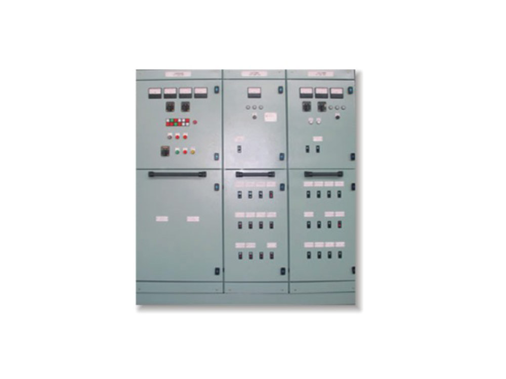YP Series Marine Emergency Switchboards