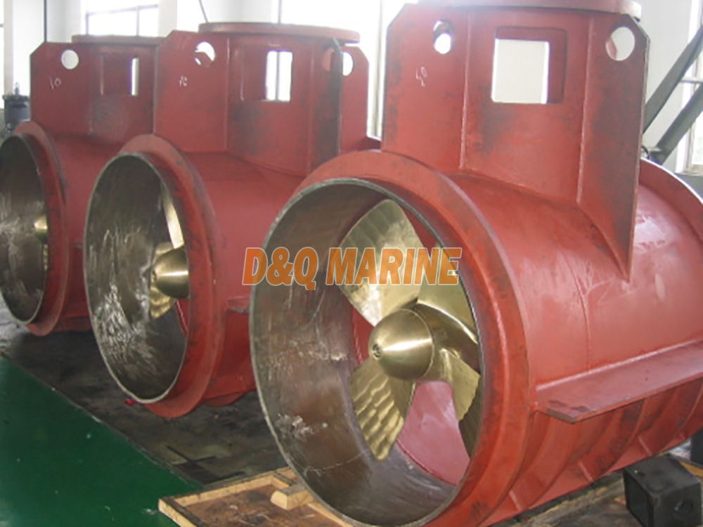 160 KW Bow Thruster