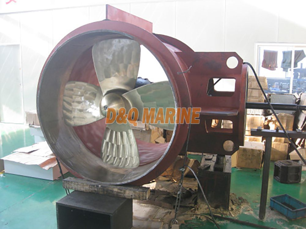 250 KW Bow Thruster