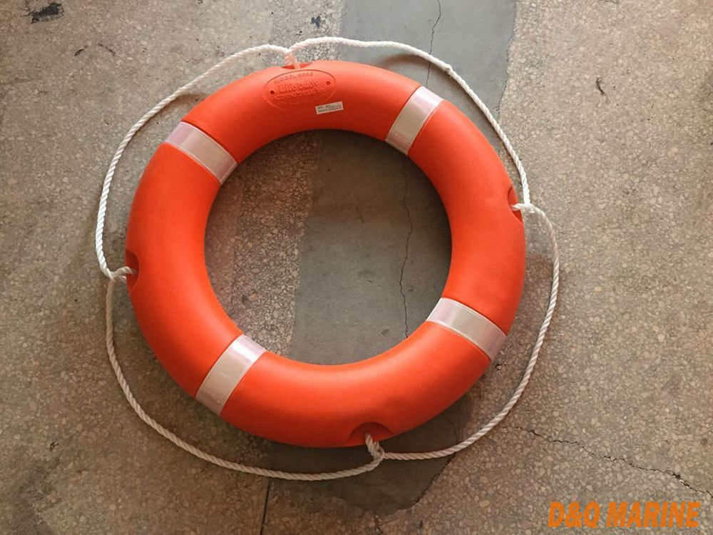 4.3kg SOLAS Approved Life Buoy