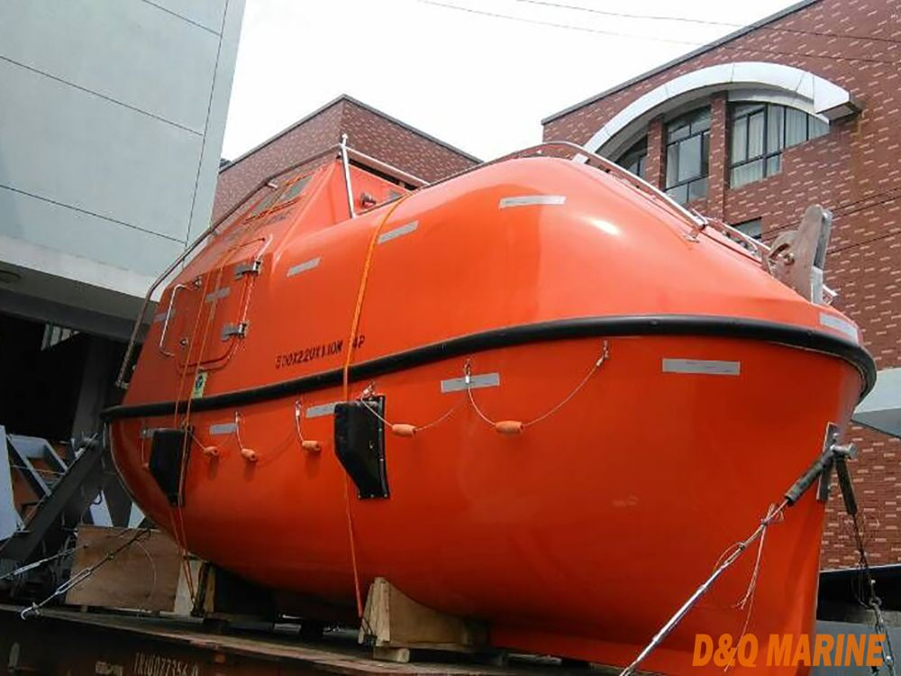 5 Meter Fire-Proofing Totally Enclosed Lifeboat