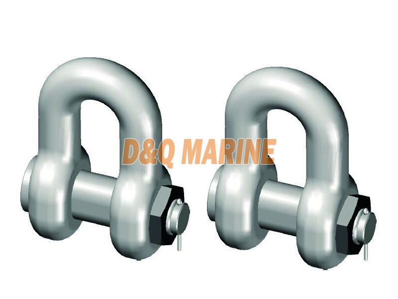 D17 Anchor Shackle with Nuts