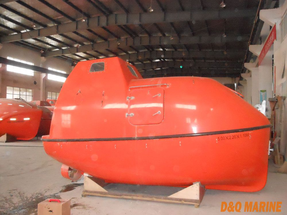 BCF-5.0M Totally Enclosed Lifeboat