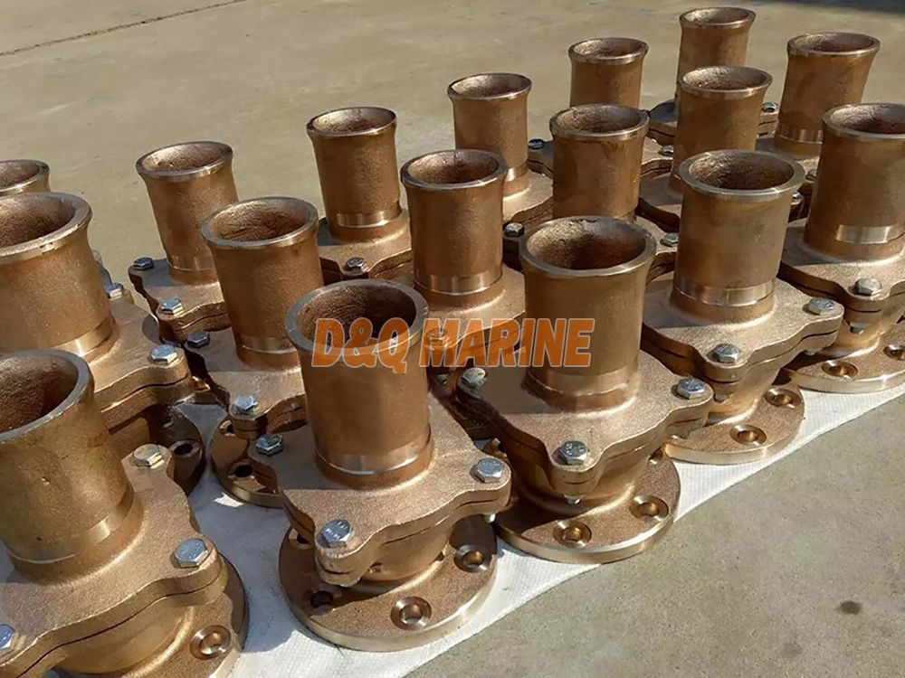 Brass Suction Check Valve CB/T3478-92