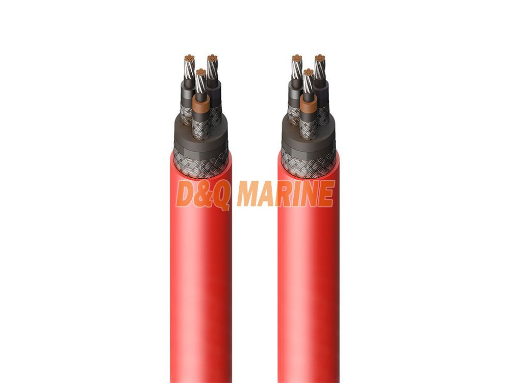 CKJP86 SC Halogen free Low smoke XLPE insulated control cable