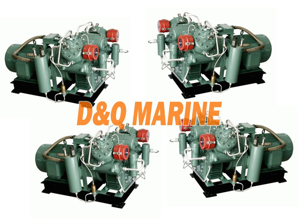 CV-40/30 Marine air compressor