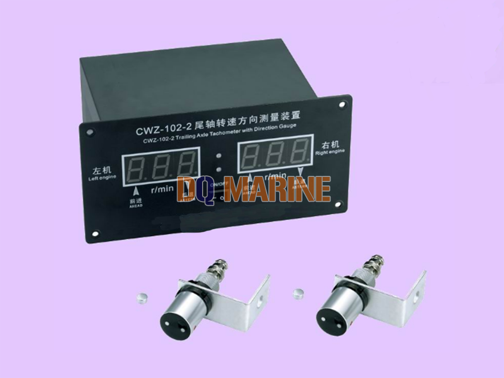 CWZ-102-2 Stern Shaft Speed Direction Measuring System