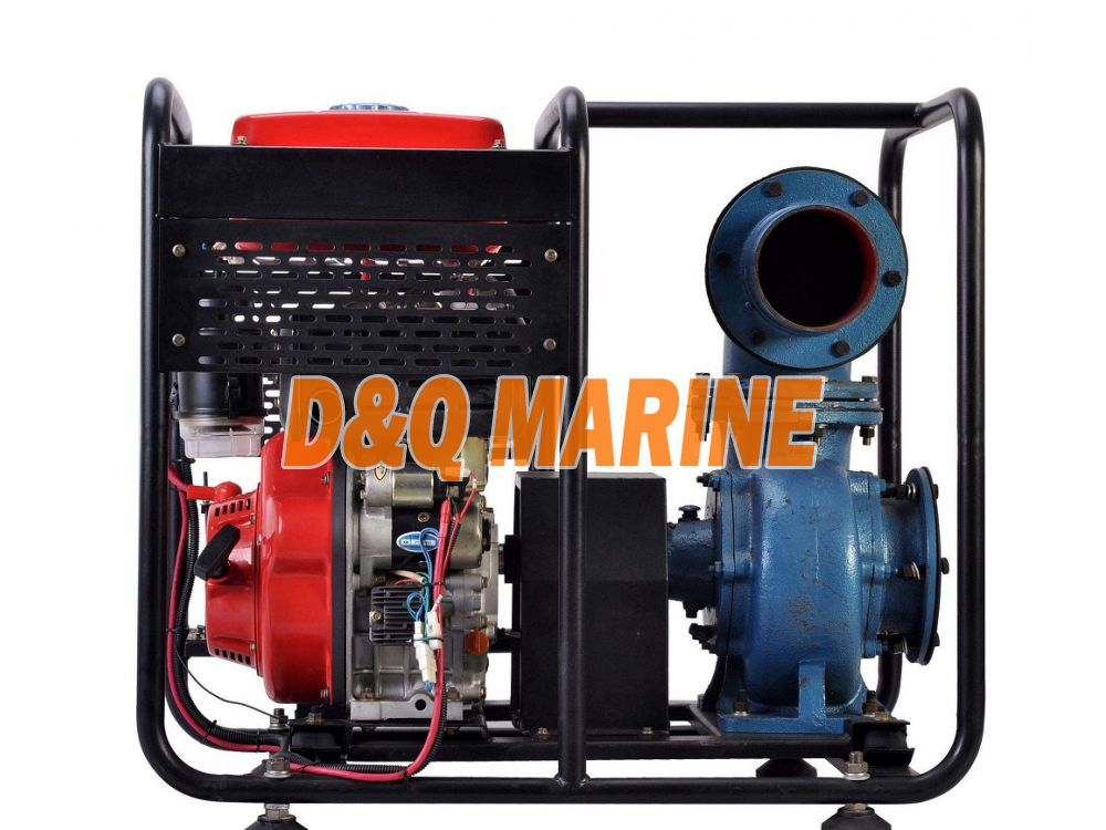 Diesel high pressure pump