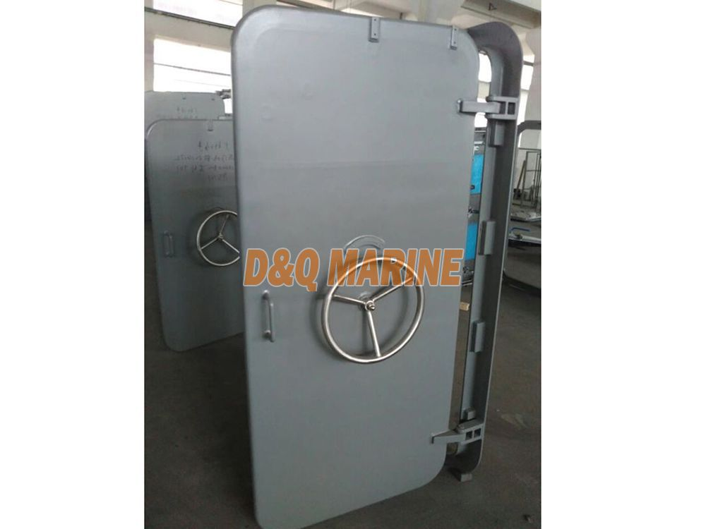 Discal Quick Open and Close Weathertight Steel Door