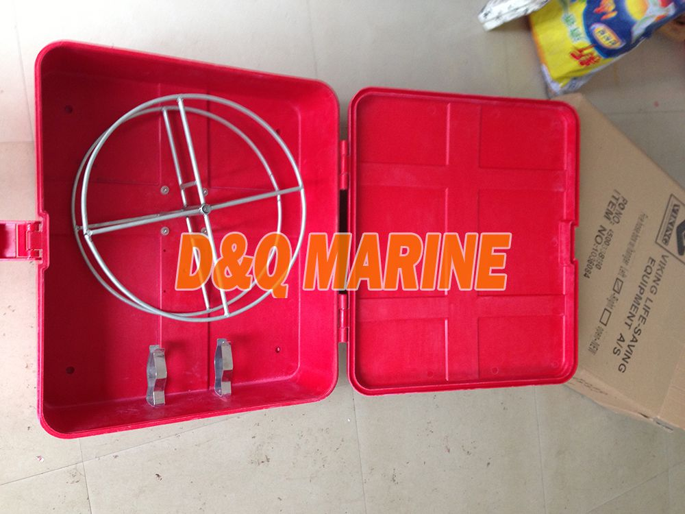 Fiberglass Fire Hose Box