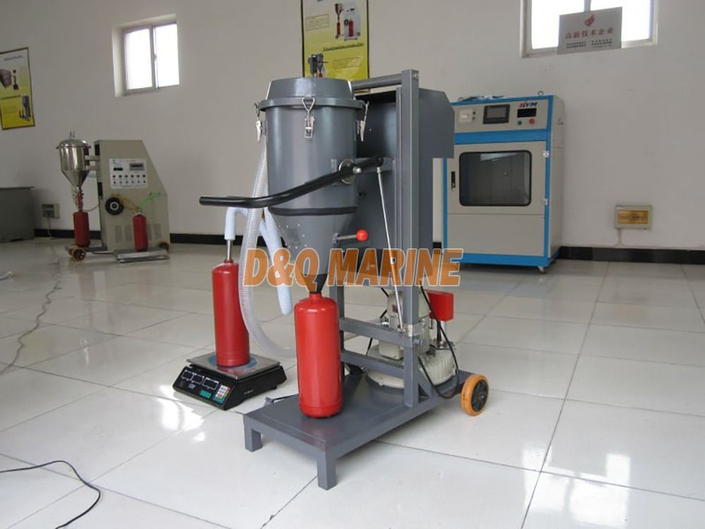 Fire Extinguisher Dry Powder Filler