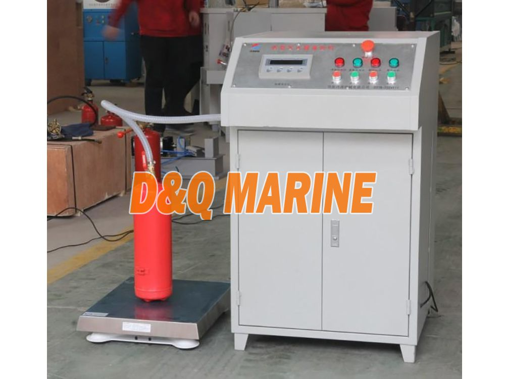 Foam Fire Extinguisher Filling Machine