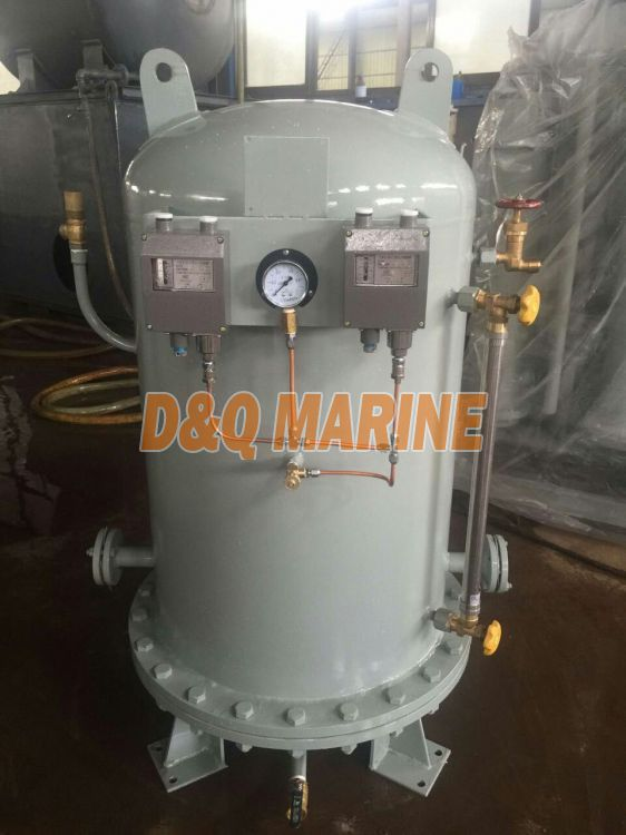 Fresh Water Sea Water Pressure Tank