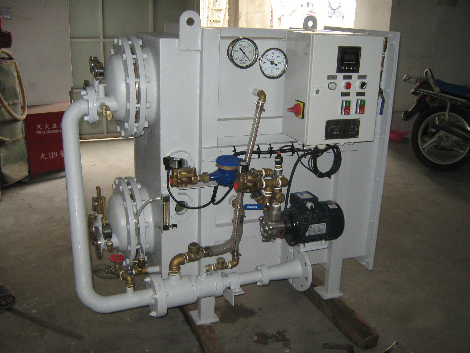 Marine Fresh Water Generator Evaporators