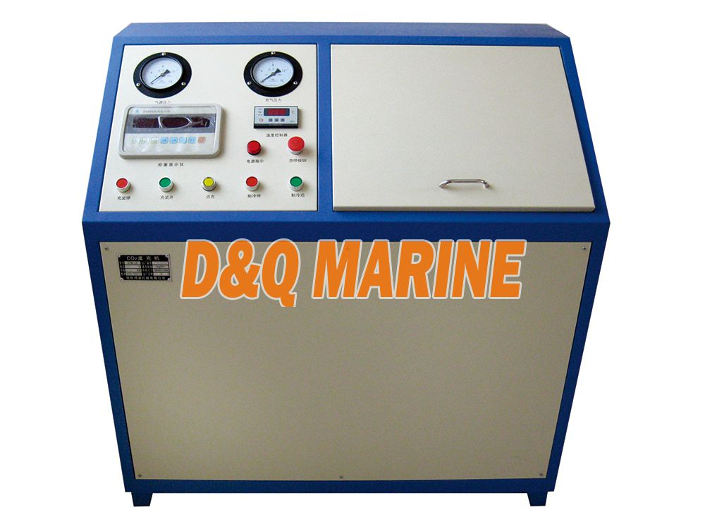 GTM-D Co2 Filling Machine
