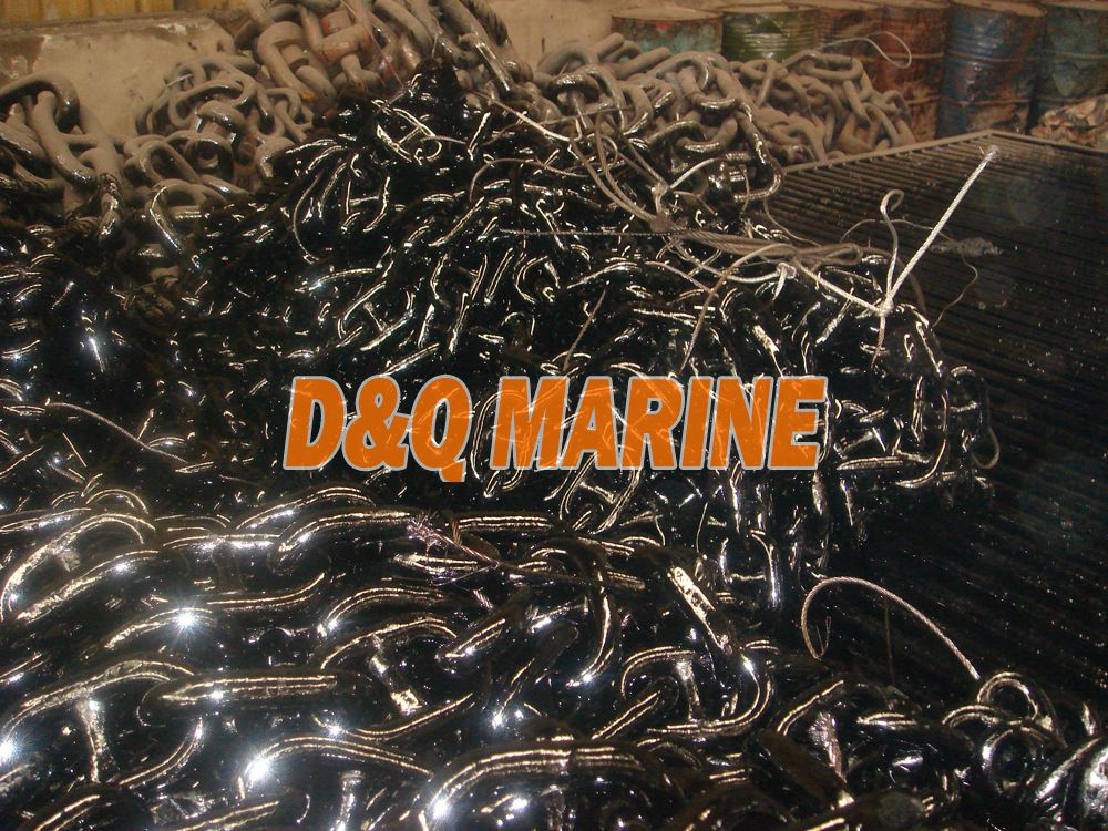 Grade 2 38mm Stud Link Anchor Chain