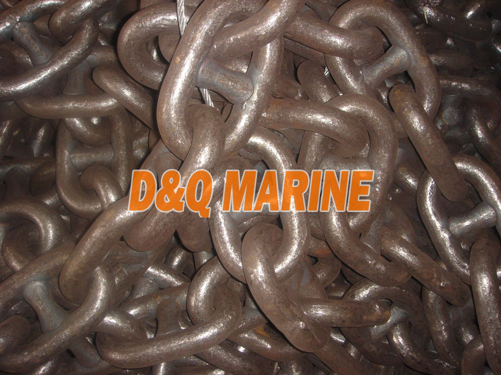 Grade 2 44mm Stud Link Anchor Chain