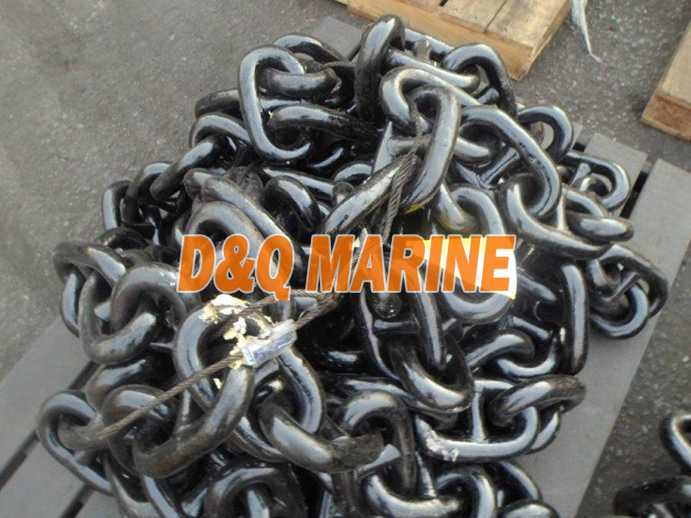 Grade 3 32mm Stud Link Anchor Chain
