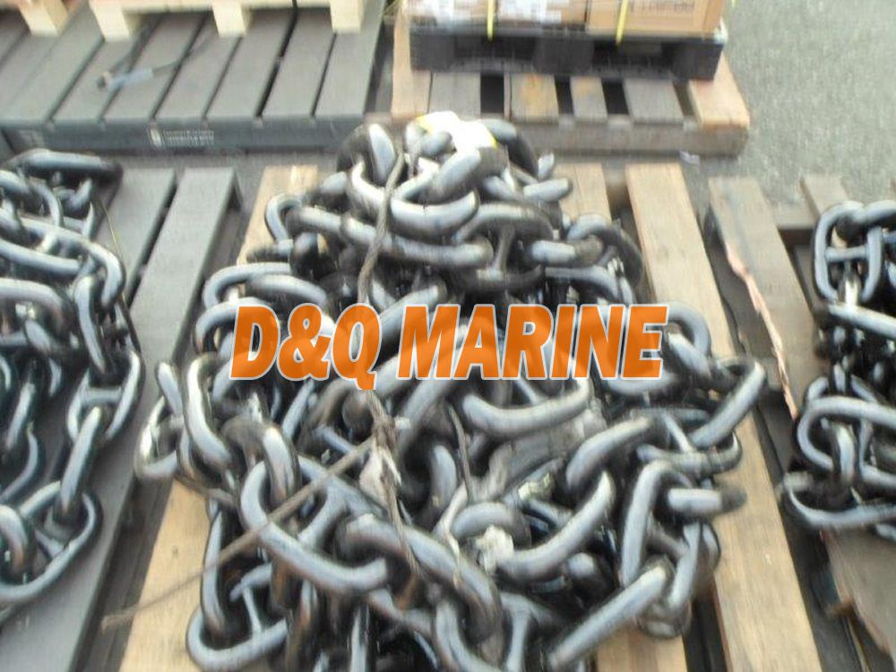 Grade 3 40mm Stud Link Anchor Chain