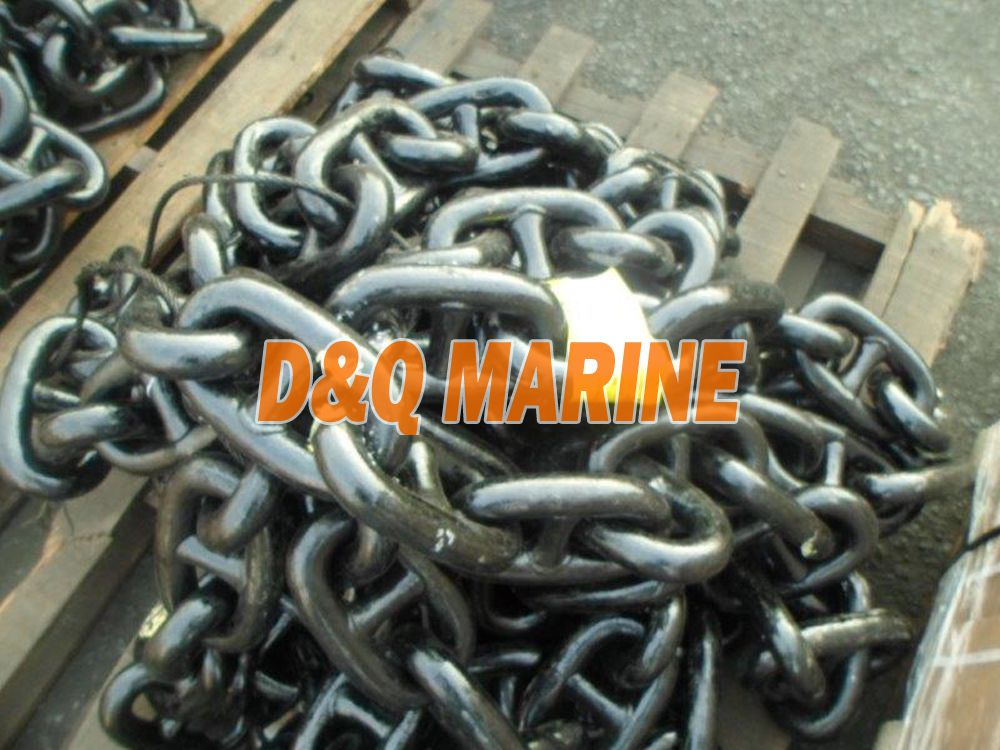 Grade 3 42mm Stud Link Anchor Chain