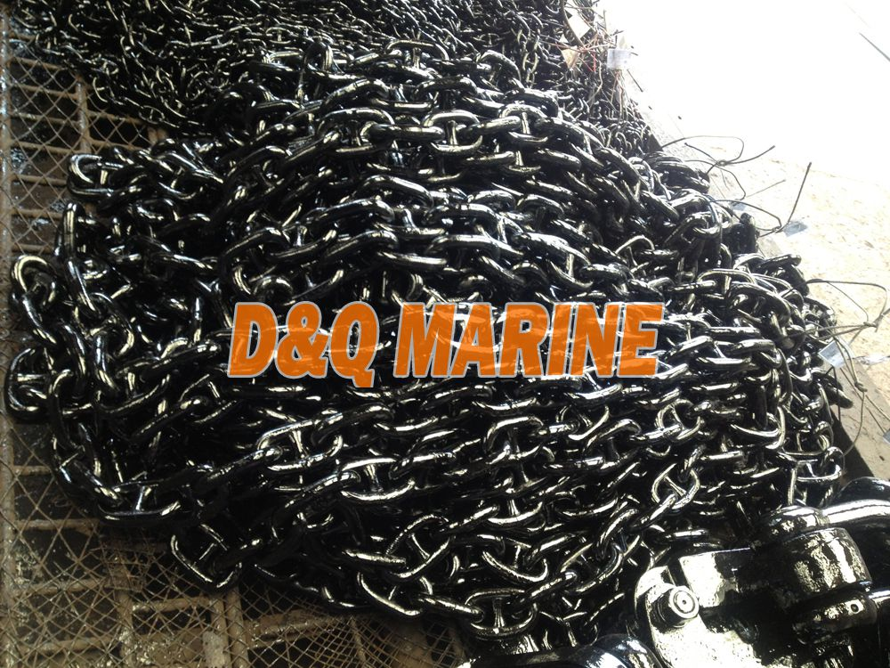 Grade 3 48mm Stud Link Anchor Chain