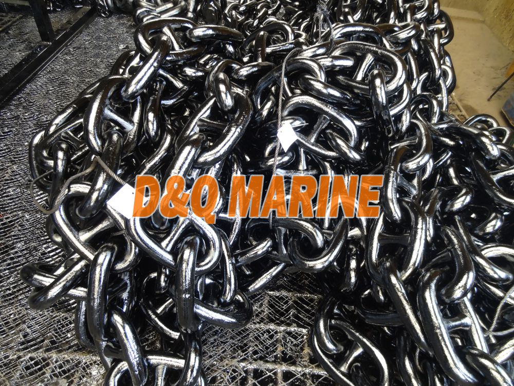 Grade 3 56mm Stud Link Anchor Chain