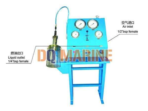 Marine Machine Tool