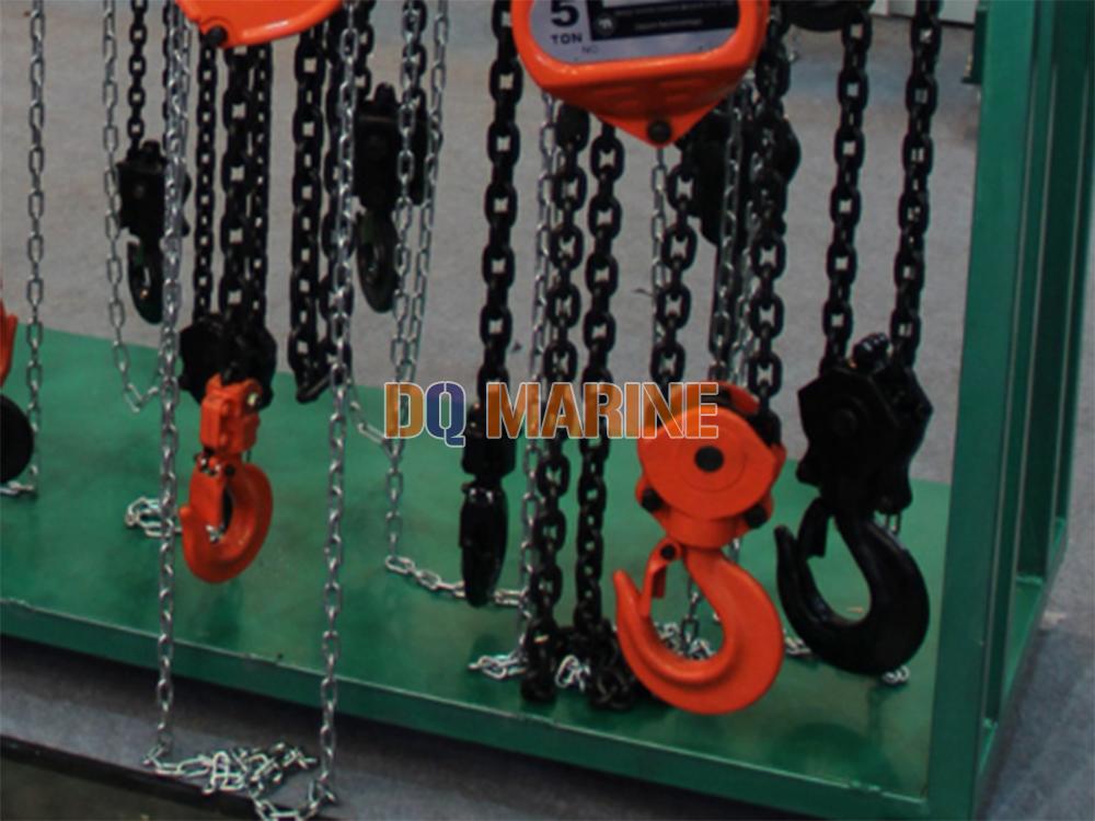 HSZ-K2 Chain Block - China HSZ-K2 Chain Block Supplier - DQ