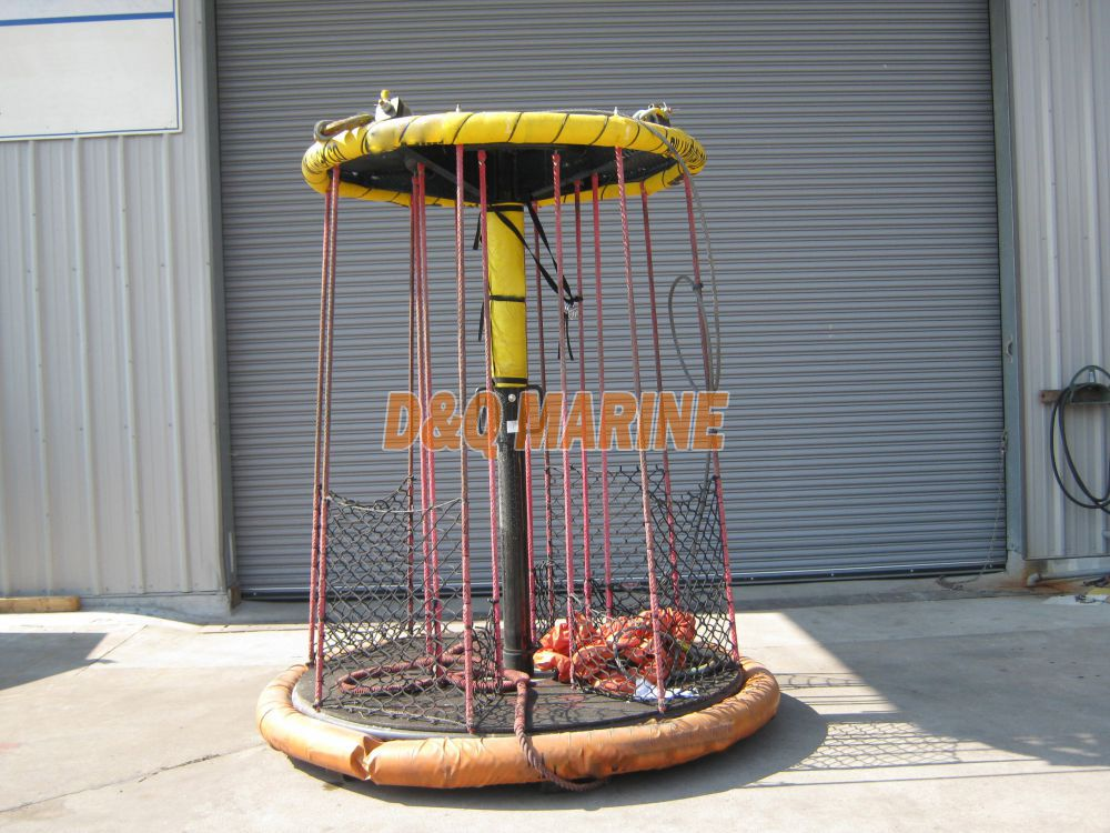 HYL-10 CE Certification Marine Offshore Personal Transfer Basket