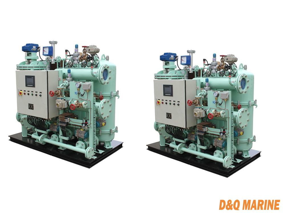 IMO D-2 BWMS ballast water management system