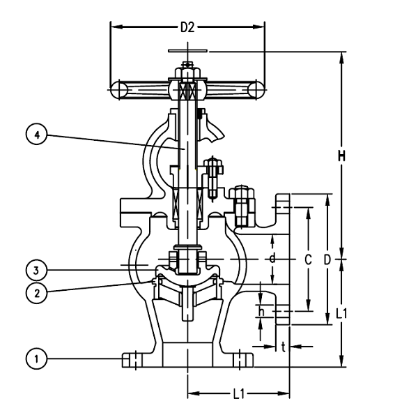 Marine Cast Steel 5K Screw Down Check Angle Valve JIS F7312C - China
