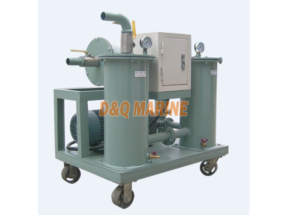 JL Series Portable Filtering Oil Filling Machine