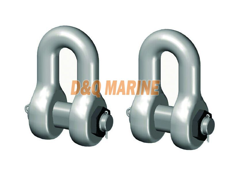 D16 Joining Shackle with Pear Shape Pin