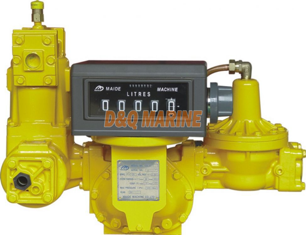 Positive Displacement Flow Meter And Some Accessories