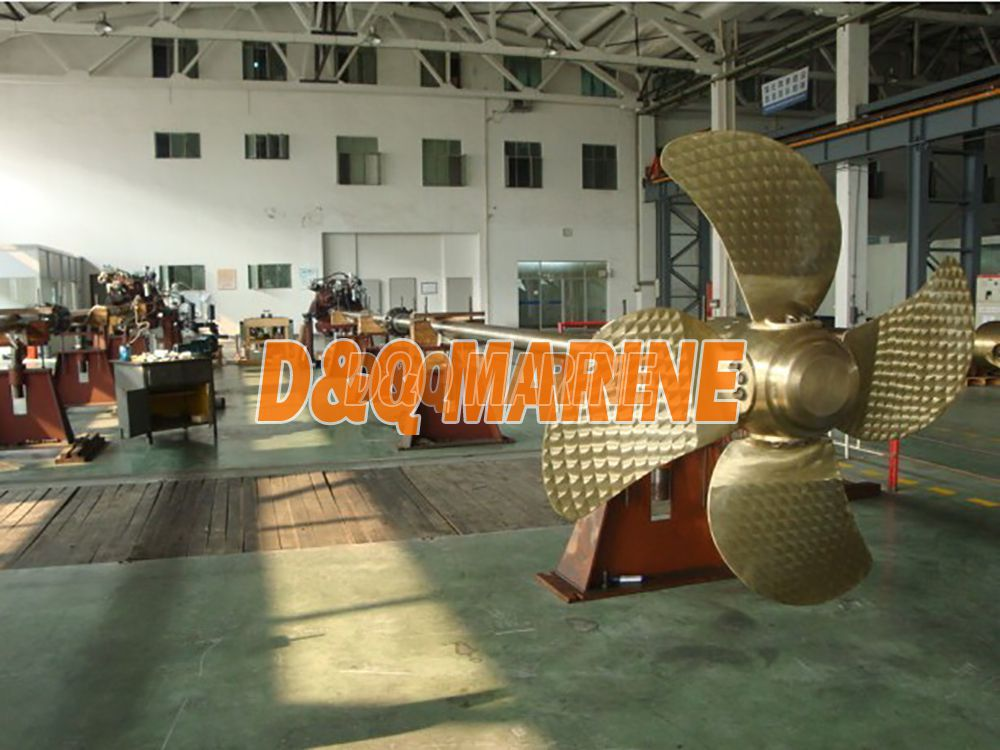 Main Controllable Pitch Propeller