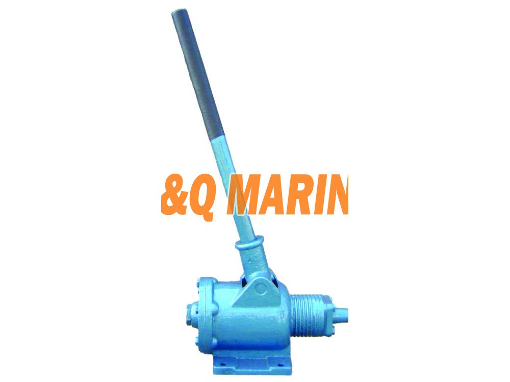 Manually Operated Emergency Marine Air Compressor