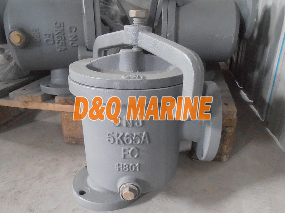 Marine Angle Mud Box JIS F7203 L Type