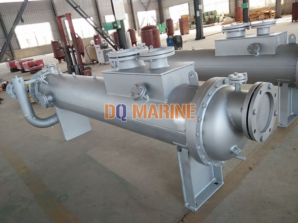 Marine Hot Well Atmosphere Condenser