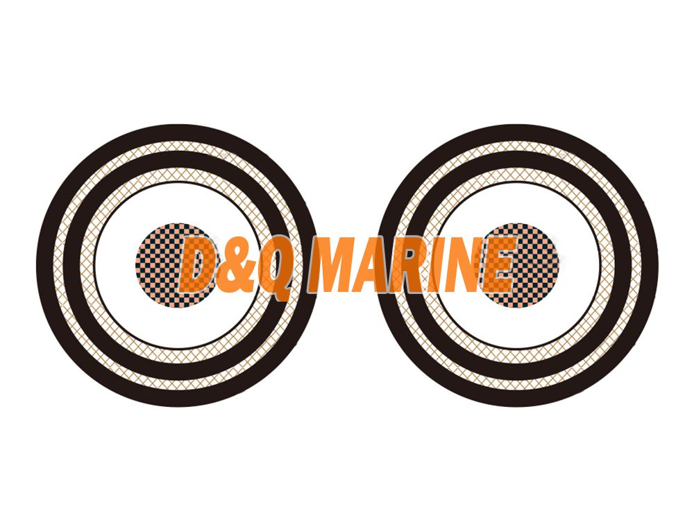 Marine Cable-RG213 Armoured Coaxial Cable