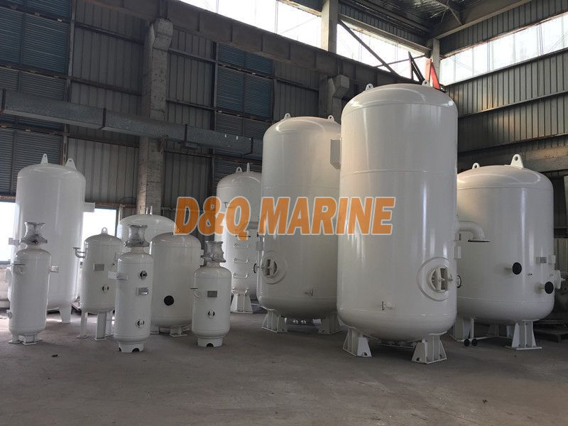 Marine Compressed Air Receiver