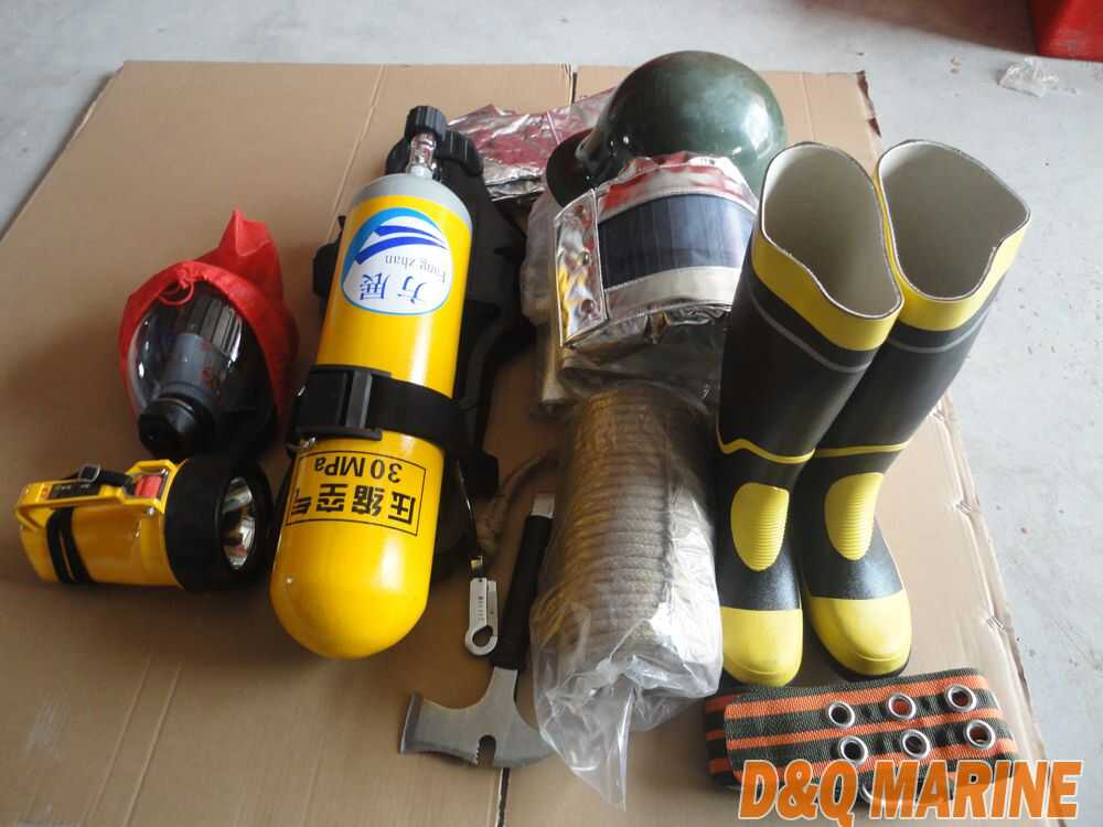 Marine Fire and fighting Equipment