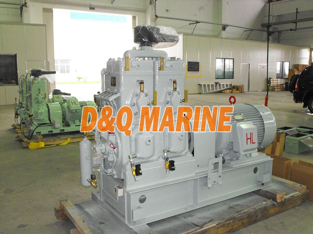 Marine High Pressure Water-cooled Series Air Compressor